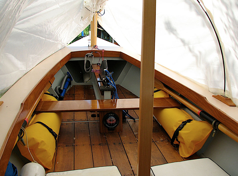 Wayfarer Sailboat Camping | Southern Wisconsin Bluegrass ...