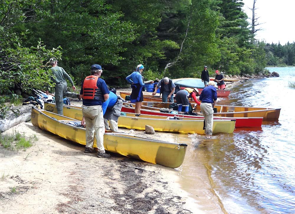 Campsites in the st regis area adirondack forum for Big mohawk fishing boat